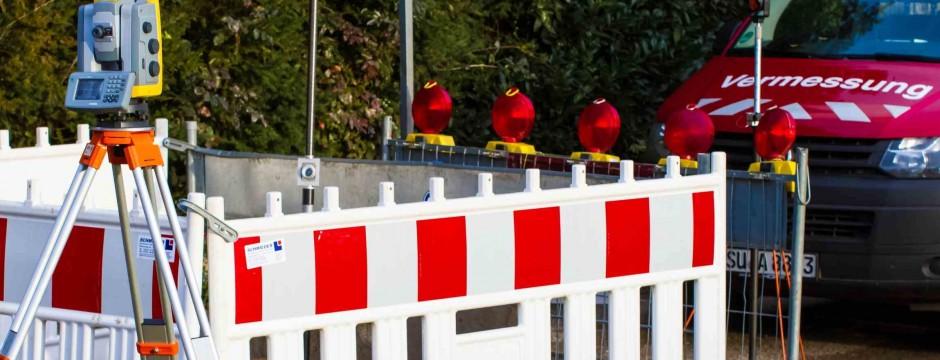 Vermessung Strasse Vermessungsbüro Apel